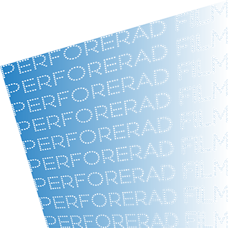 perforerad film